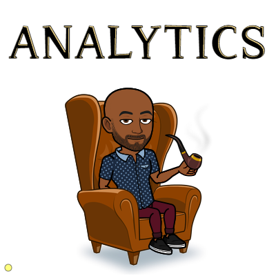 Cartoon Headshot for Analytics