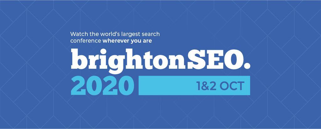 BrightonSEO 2020 Logo