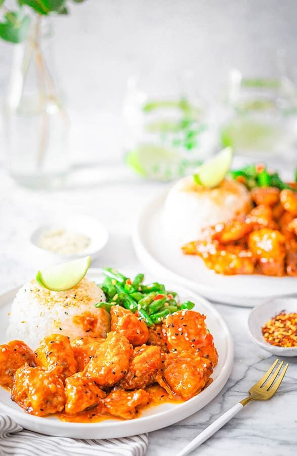 Wagamama Firecracker Chicken Recipe – Meal Prep