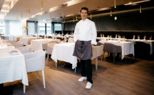 From Streets of Chennai to a Top Chef in Toronto- Chef Sash Simpson