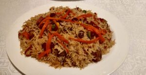 Culinary trail of Afghanistan with Chef Fariba
