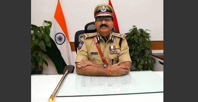 Telangana Police launches Free food App for COVID patients