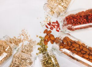 Protein-rich food options for Vegetarians