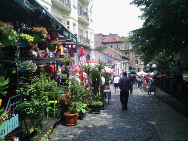 Dobro jutro Beograde! Vidi što je lepo i udobno za moje gume