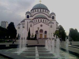Božić u Beogradu : Program za Božićno seoce kod Hrama Svetog Save
