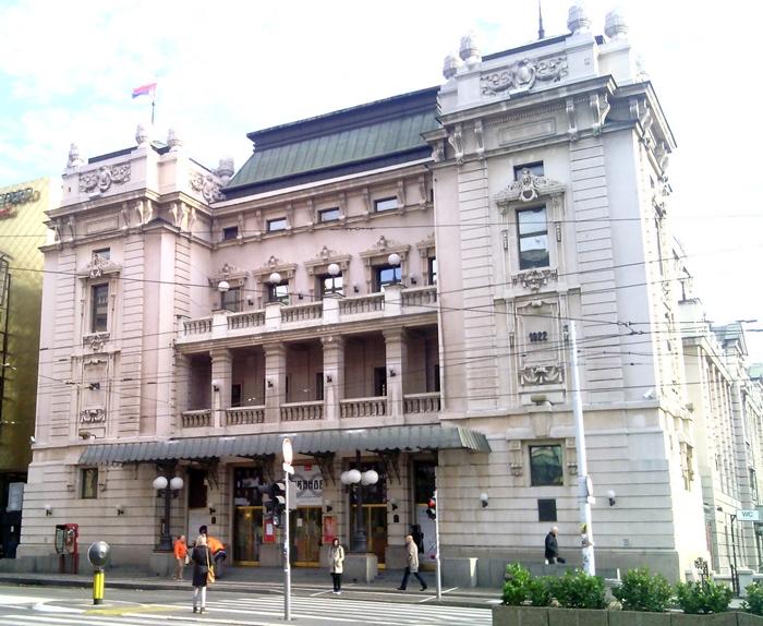 Revija predstava u Narodnom pozorištu u čast Ive Andrića