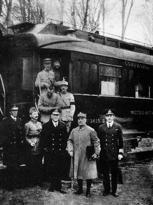 Dan primirija u Prvom svetskom ratu 11.11.1918