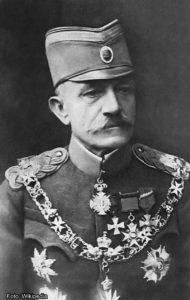 Kolubarska bitka – austrougarske trupe su napustile Beograd