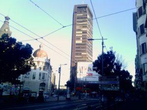 Beograđanka – Prvi soliter u centru Beograda