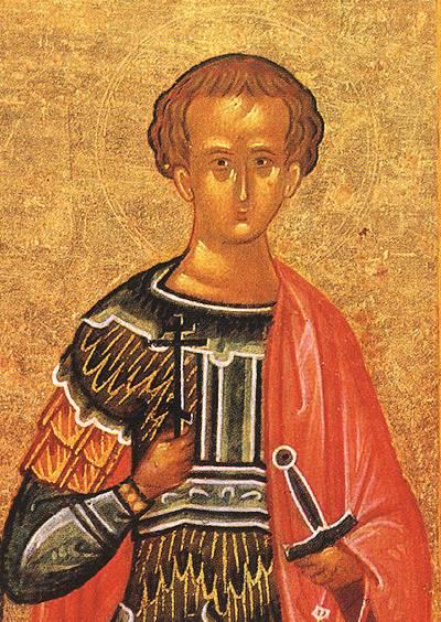 Sveti mučenik Pоlijevkt