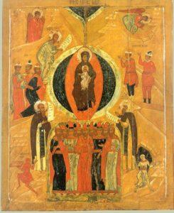 Drugi dan Božića : Sabor presvete Bogorodice