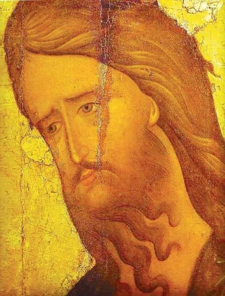 Jovan Krstitelj – Sveti Jovan