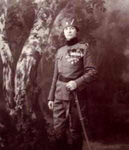Beograđanka Sofija Jovanović sa 13.ratnih odlikovanja