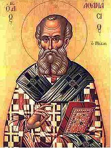 Sveti Atanasije – On je pisao Simbol vere