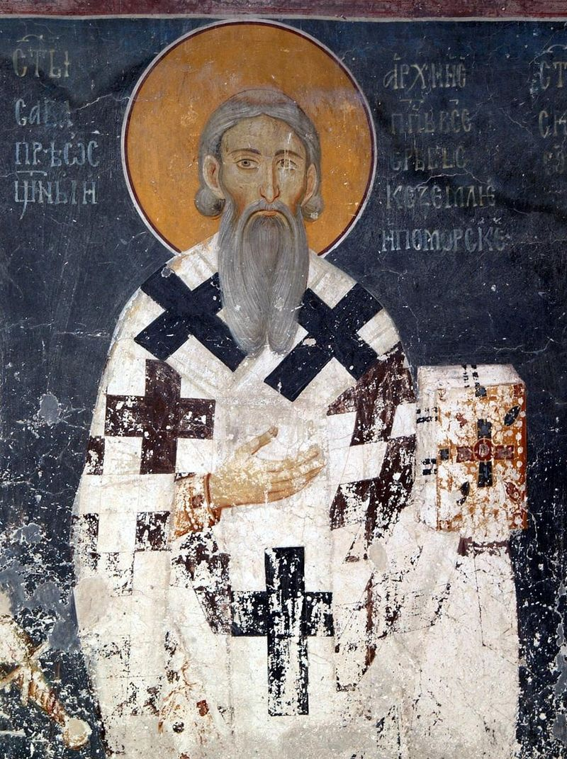 Sveti Sava – Rastko Nemanjić