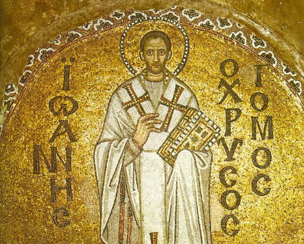 Sveti Jovan Zlatousti – Najčuveniji propovednik u istoriji crkve