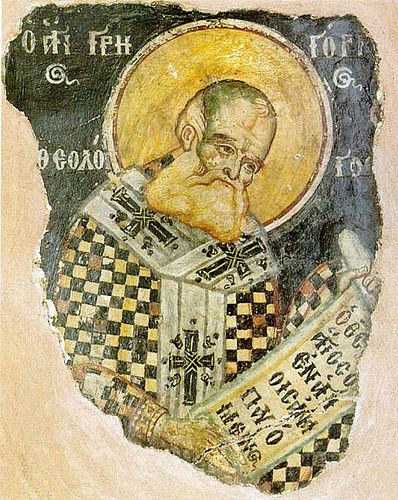 Sveti Grigorije Bogoslov