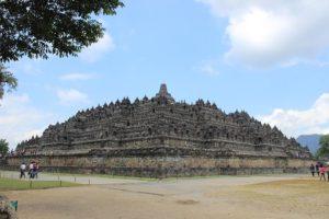 Borobodur : Najveći budistički hram