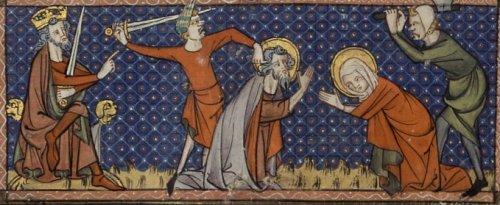 Svеti mučеnici Hrisant i Darija, i drugi s njima