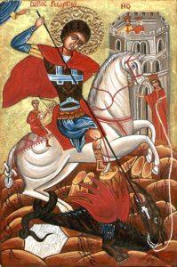 Đurđevdan – Sveti velikomučenik Đorđe