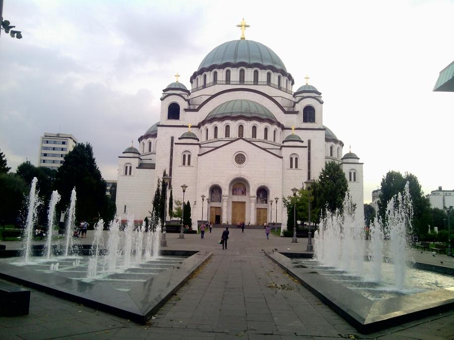 Aleksandar Deroko napravio projekat Hrama svetog Save