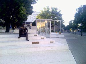 Počela izgradnja fontane na Cvetnom trgu