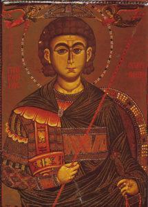 Sveti velikomučenik Prokopije