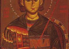 Sveti velikomučenik Prokopije – Zaštitnik dece