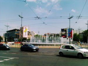 Fontana na Slaviji od sutra neće raditi