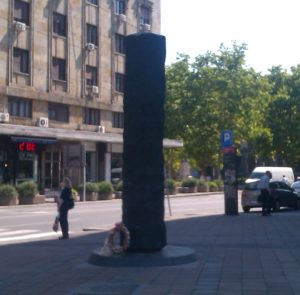 17.avgusta petorica Beograđana obešena na Terazijama