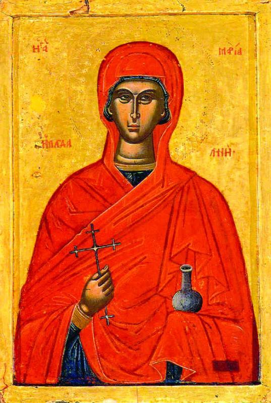 Sveta Marija Magdalena – Blaga Marija
