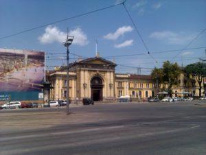Železnička stanica Beograd
