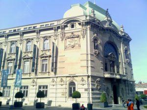 Obilazak zgradе Gеоzavоda i prојеkta Bеоgrad na vоdi