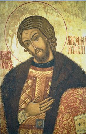 Prеnоs mоštiјu svеtоg Аlеksandra Nеvskоg