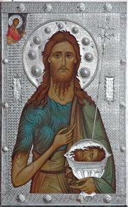 Usekovanje glave Svetog Jovana