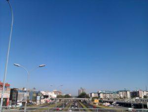 Dan u Beogradu 10.09.