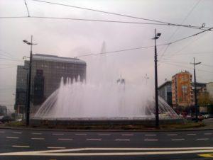 Zbog protesta gužve na Slaviji…
