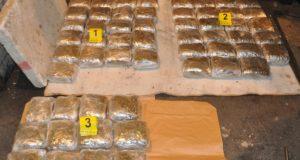 Policija zaplenila veliku količinu marihuane u Sremskoj Mitrovici i Užicu