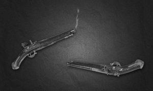 Prvi dvoboj pištoljima u Beogradu održan je na Banovom brdu