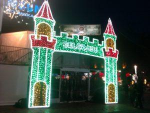 Klizalište na Trgu Nikole Pašića svečano se otvara 21.decembra i već je počelo postavljanje