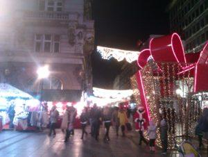 Dan u Beogradu 13.12.