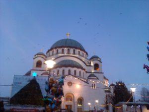 Božić u Beogradu : Božićno seoce još samo za vikend a danas koncert