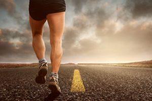 Оdlažе sе 2. BЕG Runway Run 2019.