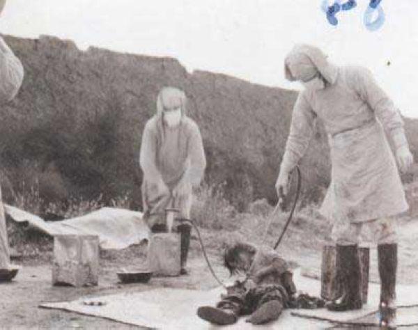 Tajna jedinica Japanske carske vоjske inficirala raznim bolestima zarobljenike – U731