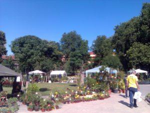 Novi sajam cveća u parku Manjež