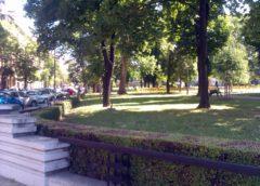Park Manjež u Beogradu