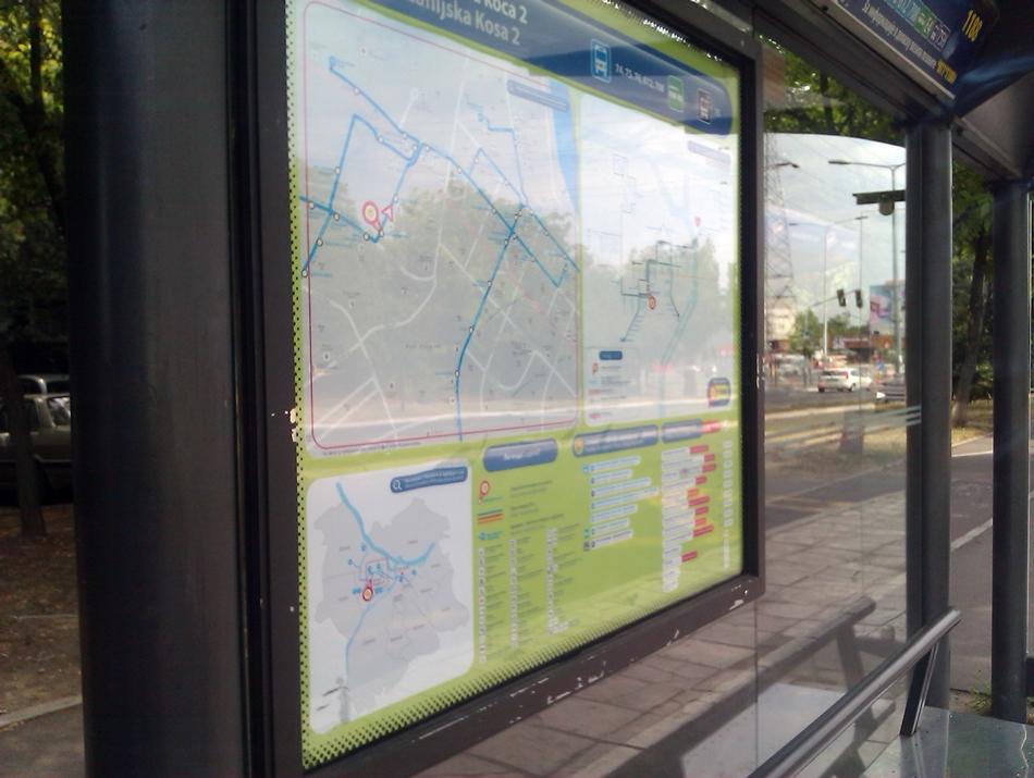 Ukida se trolejbuska linija 40