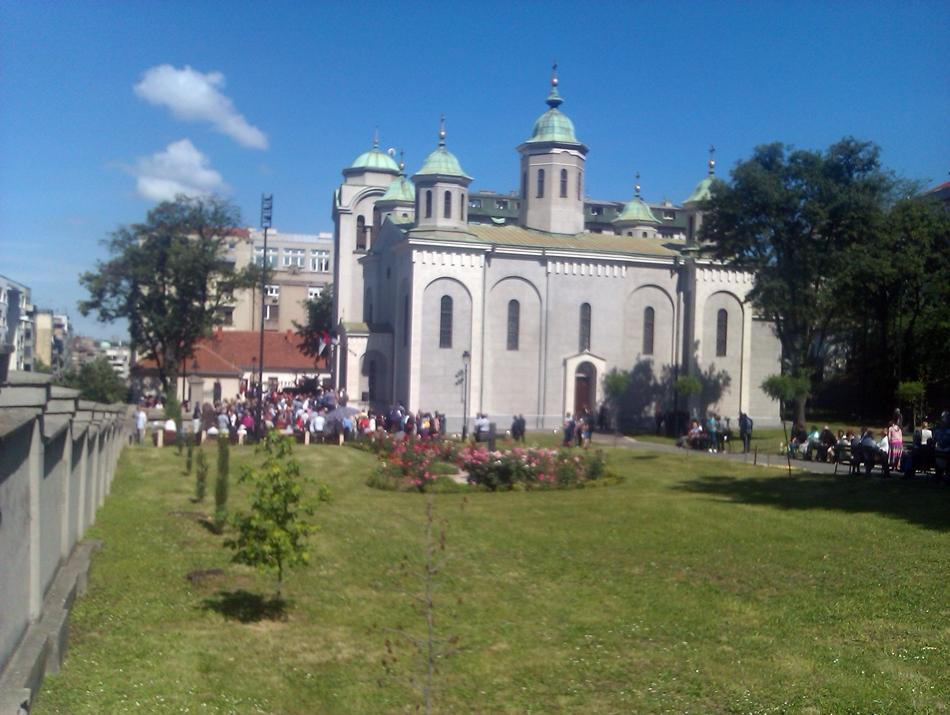 Beogradska slava  – Spasovdan