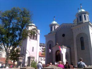 Vaznesenjska crkva u Beogradu