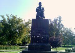 Spomenik Vuku Karadžiću trebao je da bude u Studentskom parku